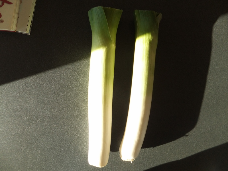how to cook leeks healthily